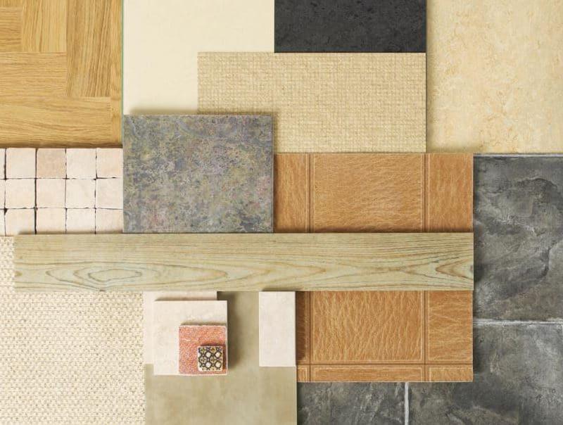 Flooring material