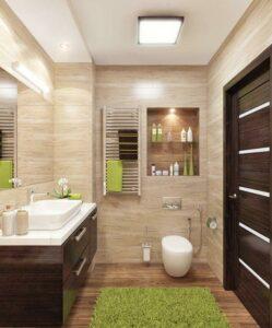 Small. bathroom